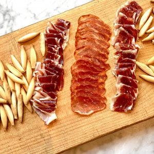 Spanish Charcuterie & Cheese